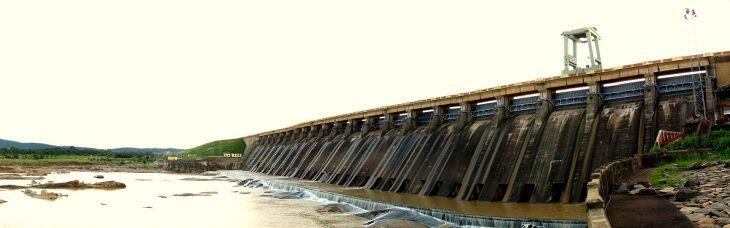 Hirakud_Dam_Panorama